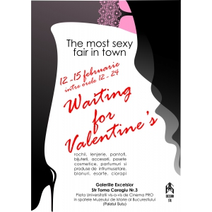 Waiting for Valentine's- The most sexy fair in town