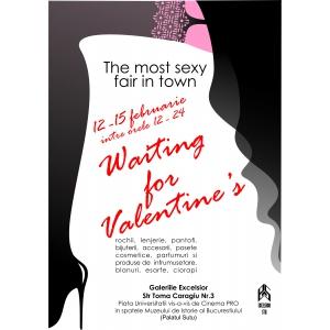 craciunite sexy. Waiting for Valentine's