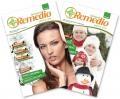 Pastel Graphics realizează revista Remedio
