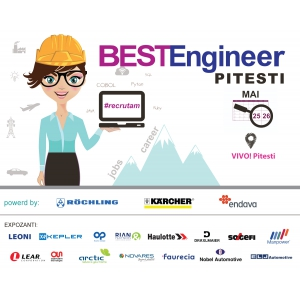 Marii angajatori recruteaza la targul de joburi pentru ingineri si experti IT - BESTEngineer Pitesti!