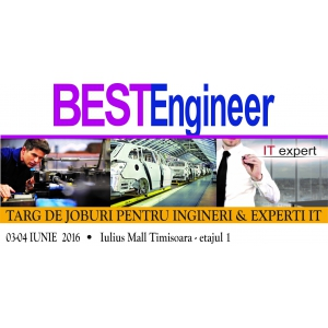 it congress timisoara. Noi oportunitati in cariera pentru ingineri si experti IT, la BESTEngineer Timisoara!