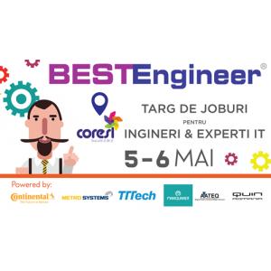 Saptamana joburilor in inginerie si IT, la targul de joburi BESTEngineer Brasov!