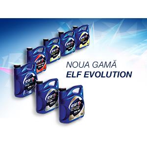ELF EVOLUTION – noua generaţie de uleiuri marca TOTAL ia startul pe piaţa internaţională cu o nouă imagine şi o nouă campanie online cu premii