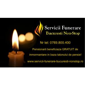 Servicii Funerare Complete Bucuresti si Ilfov 0769.800.400 NON STOP.