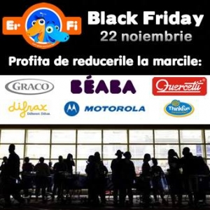 interfoane. Black Friday ErFi