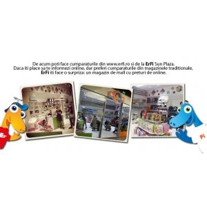 articole copii. ErFi Sun Plaza: un magazin cu articole copii plin de personalitate