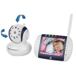 interfon Motorola. Tu ti-ai luat monitor Motorola pentru vacanta ?
