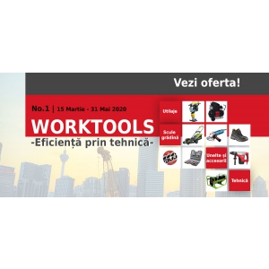 Revista Worktools - eficiență prin tehnică (by Metatools Group)
