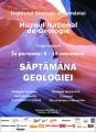 Muzeul National de Geologie. Saptamana Geologiei la Muzeul National de Geologiei