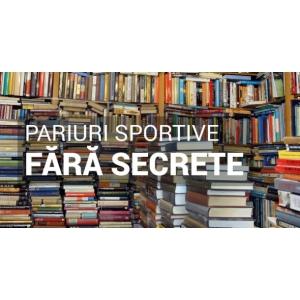 echipament sportiv. Lansare de carte în București: Pariuri Sportive fără secrete
