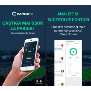 PariuriX.com lansează aplicația de mobil pe iOs!
