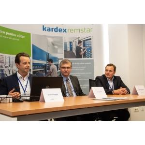 Inaugurare Kardex Remstar Timișoara