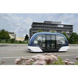 ZF devine un furnizor complet  pentru piața sistemelor autonome de transport public