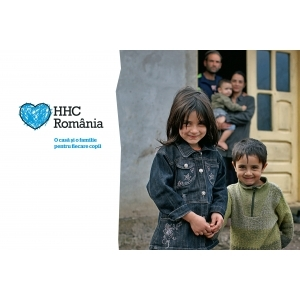 Hope and Homes for Children. HOPE AND HOMES FOR CHILDREN ROMÂNIA PE SCENA GALEI SOCIETĂȚII CIVILE
