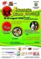 veg fest 2019 bucuresti. FLAMINGO SALSA FESTIVAL - 18-20 AUGUST 2006, BUCURESTI