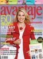 glossy. Revista Avantaje este lider al revistelor glossy pentru femei