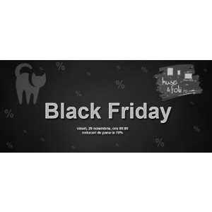 www huse-folii ro. Reduceri Black Friday
