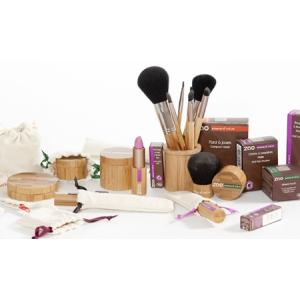 fard bio. Zao Makeup singura gama premium completa de machiaj bio certificata in ambalaj de bambus !