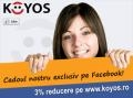 IT&S a lansat magazinul virtual www.KOYOS.ro