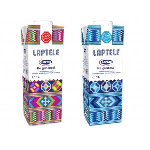 Lactag lanseaza laptele ESL in cutie Tetrapak