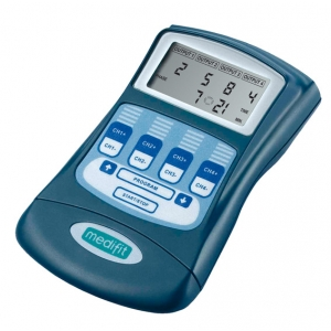 electrostimulator. Electrostimulator muscular