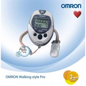pedometre. Pedometru OMRON Walking Style Pro