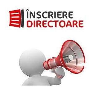 inscriere. Serviciu profesional de inscriere in directoare