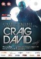 Castle Craig. Craig David, un artist de top 3 intr-un super concert la Turabo Society Club! - Vineri 26 Iunie