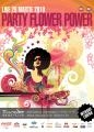 the flower society. party - FLOWER POWER @ Turabo Society Club, Vineri 26 Mar