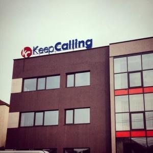 angajator. Sediul KeepCalling din Sibiu
