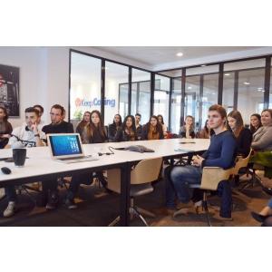 concurs pentru studenti. KeepCalling finanteaza pentru al doilea an consecutiv  taxa de scolarizare a studentilor la Marketing