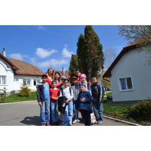 cisnadie. KeepCalling sprijina SOS Satele Copiilor Cisnadie