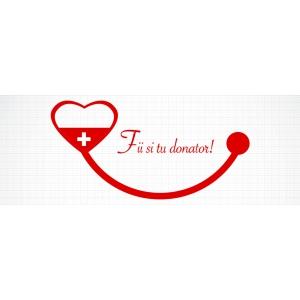 Sibiul doneaza de Ziua Internationala a Donatorului de Sange
