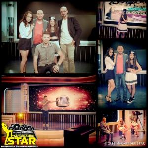 Nicole Cherry si Miss Mary in prima editie MyKARAOKE STAR, premiera celui mai mare CONCURS de KARAOKE televizat din România la TVH