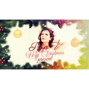 Riya V lanseaza ,,My Christmas Present'', o piesa proprie de Craciun