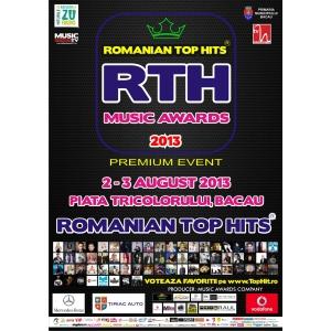 artisti romani. Romanian Top Hits Music Awards 2013