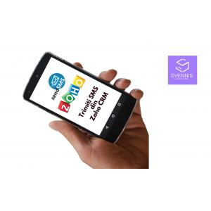 Capacitățile ZOHO CRM România acum extinse cu funcționalități SMS! Parteneriat SendSMS - Svennis Cloud Solutions