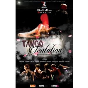 tango argenitinian. Afisul spectacolului