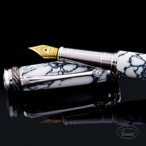 Poenari- stilouri lucrate manual