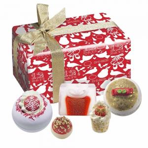 cadou pentru iubita. Cutie Cadou Christmas Carol Charm Beauty