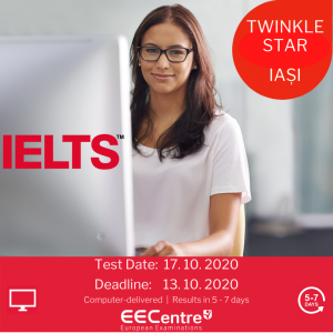 Twinkle Star IELTS Referral agent