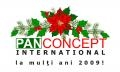 pan concept international. PAN CONCEPT INTERNATIONAL - 'Perfectionists in web design' si in noul an 2009
