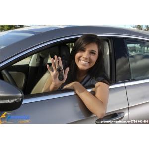 Promotor Rent a Car Bucuresti