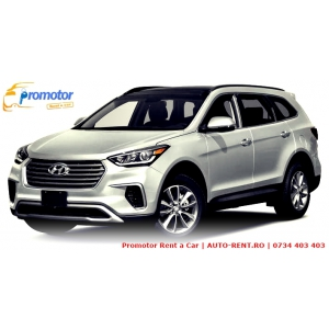 rent a car hyunday santa fe. Inchirieri auto Bucuresti Hyunday Santa Fe