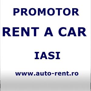 inchirieri auto iasi. Promotor Rent a Car IASI