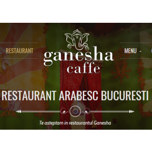 Restaurant arabesc - Ganesha Caffe