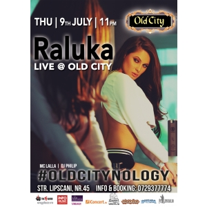 old city club. Raluka-Concert-Live-Old-City