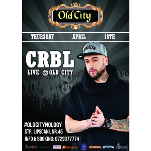 crbl. CRBL live @ Old City