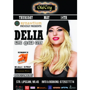 DELIA live @ Old City