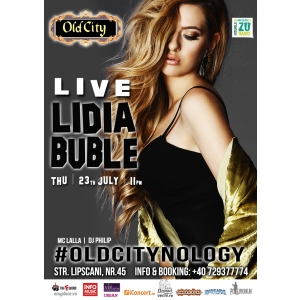 lidia buble. Lidia_Buble_Live_Old_City_Club